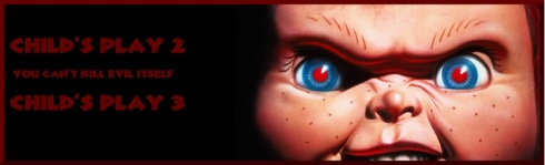 Chucky Evil eyes