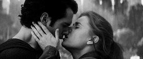 Man of Stel kiss