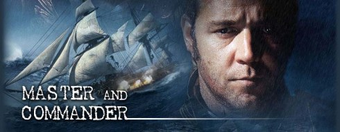 Master And Commander The Far Side Of The World banner