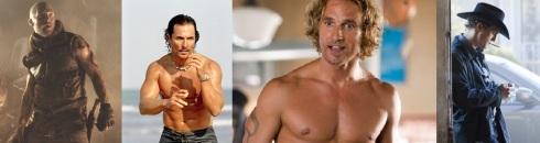 Matthew McConaughey misc