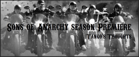 Sons of Anarchy seasonPremiere