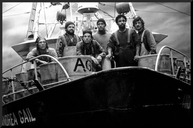 the end of andrea gail Have you heard of the andrea gail fishing vessel do you know the story behind her take this quiz to pay some respects to the andrea gail vessel, by gaining knowledge on the vessel and knowing more about her.