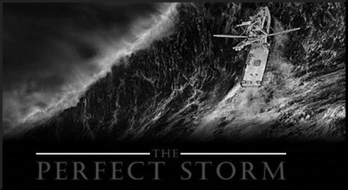 The Perfect Storm header