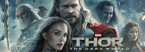 Thor The Dark World banner