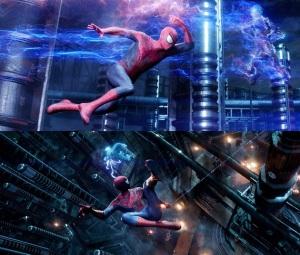 Spiderman CGI crapfest