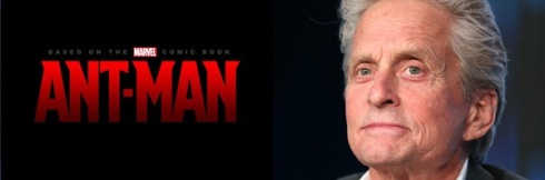 Ant Man Michael Douglas