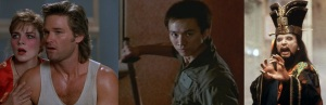 Big Trouble in Little China main cast