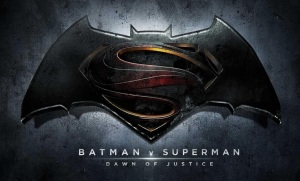 Batman V Superman Official logo