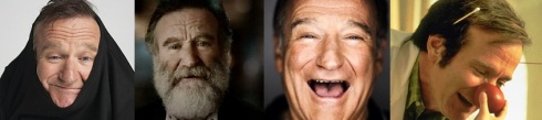 Robin Williams memorian 1