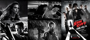 Sin City 2 cast and poster