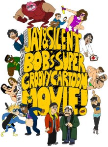 Super Groovy Cartoon Movie poster