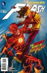 Barry and Bart Allen