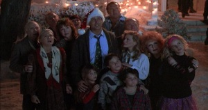 Christmas Vacation family