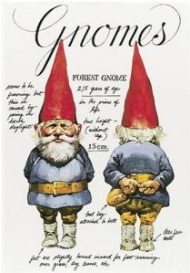 Gnomes poster