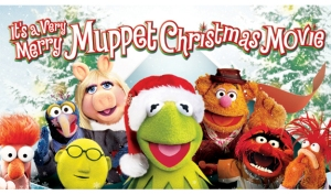 It's a Very Merry Muppet Christmas banner