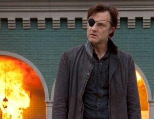 David Morrissey The Governor insane