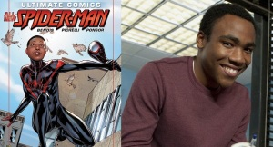 Miles Morales Spiderman Donald Glover
