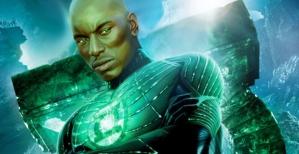 Tyrese Green Lantern