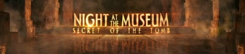 Night at the Museum 3 Banner