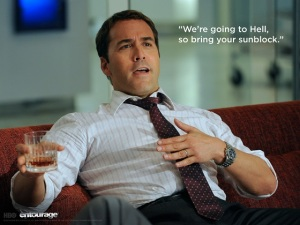 The essence of Ari Gold