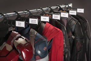 Age of Ultron suits