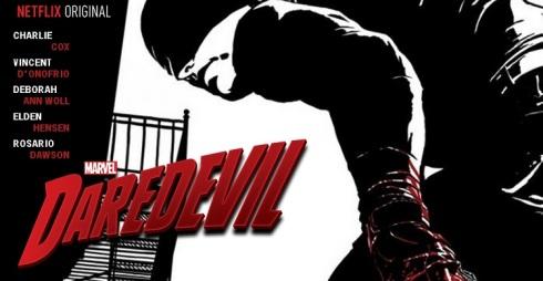 Marvel's Daredevil Netflix banner