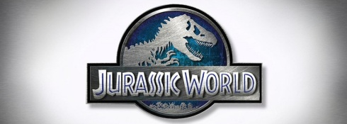 Jurassic World light banner